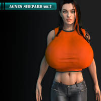 Agens Shepard version 2 finished by Mishai