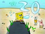 Spongebob's 20th Anniversary