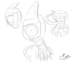 Request: Bhero Mawshot Doodles by MrChievious
