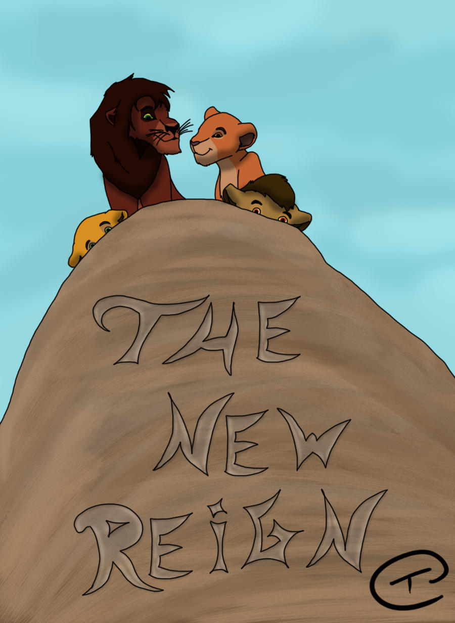 The New Reign -- Cover by Tarsicius