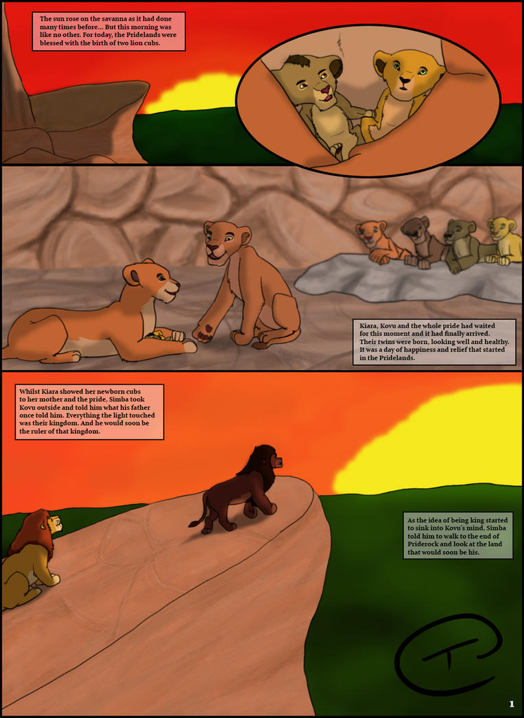 P.O The Lion King The_new_reign____page_1_by_tarsicius-d5k1w2v