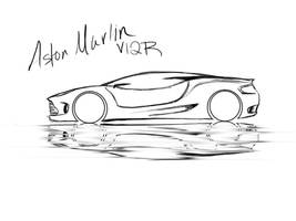 Aston Martin V12R by NaPawLion