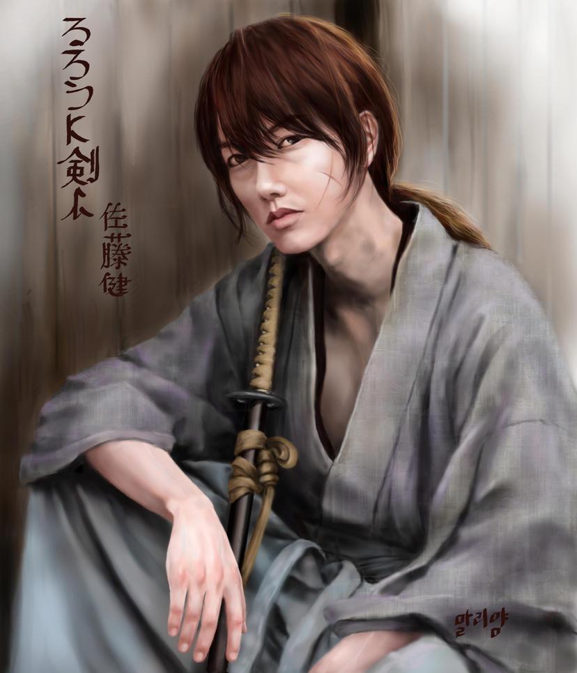 Takeru Satoh - Kenshin by amie689