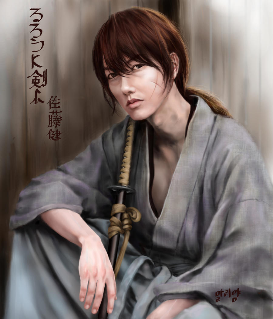 Takeru Satoh - Kenshin by amie689 on DeviantArt
