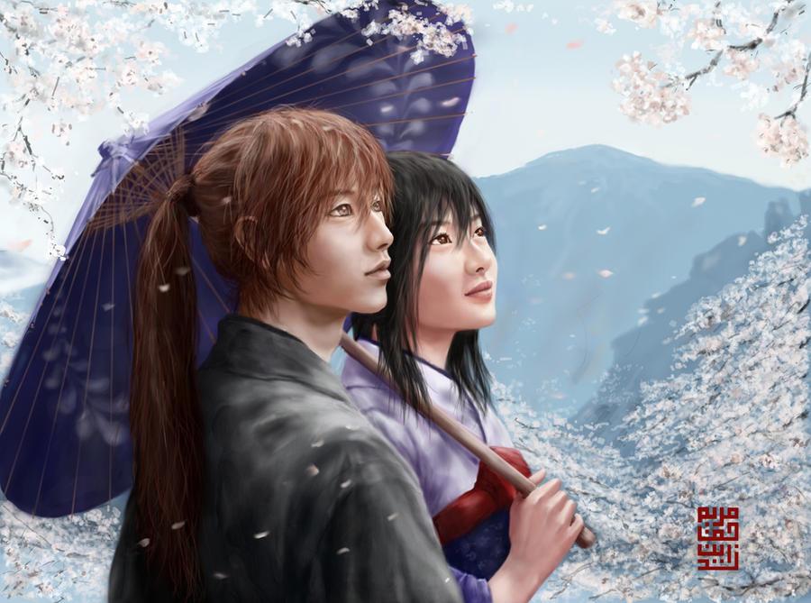 yasashii kaze.. by amie689
