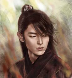 Wang So by amie689