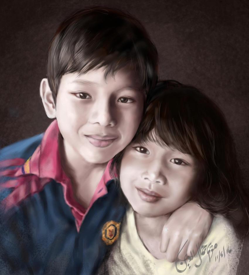 Abang adik 2 by amie689