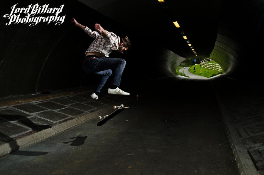 Skate sesh by Radiojordan