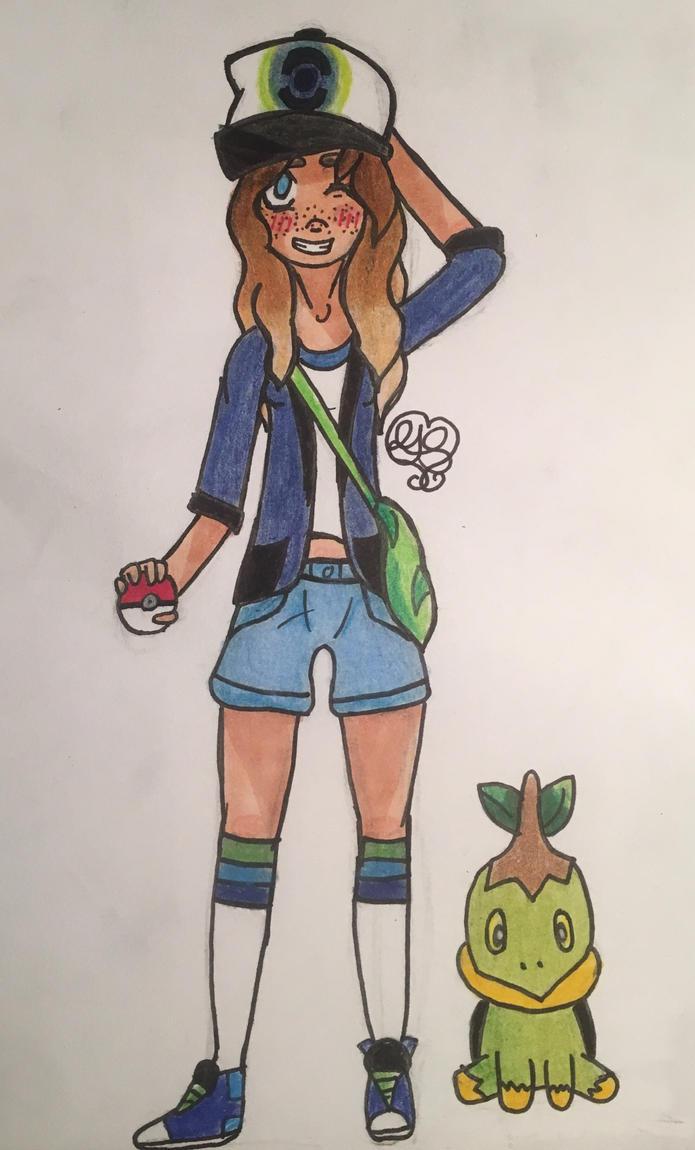 Pokemon No by GinaTheTaco