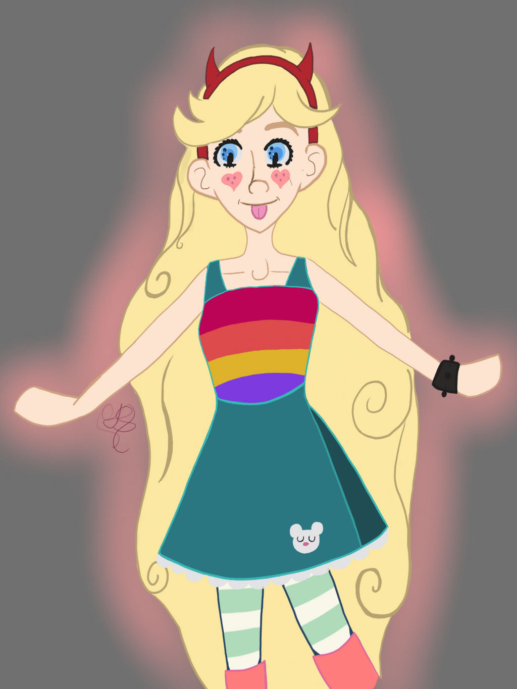 Star Butterfly by GinaTheTaco