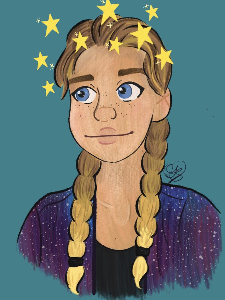 Stargazer  by GinaTheTaco