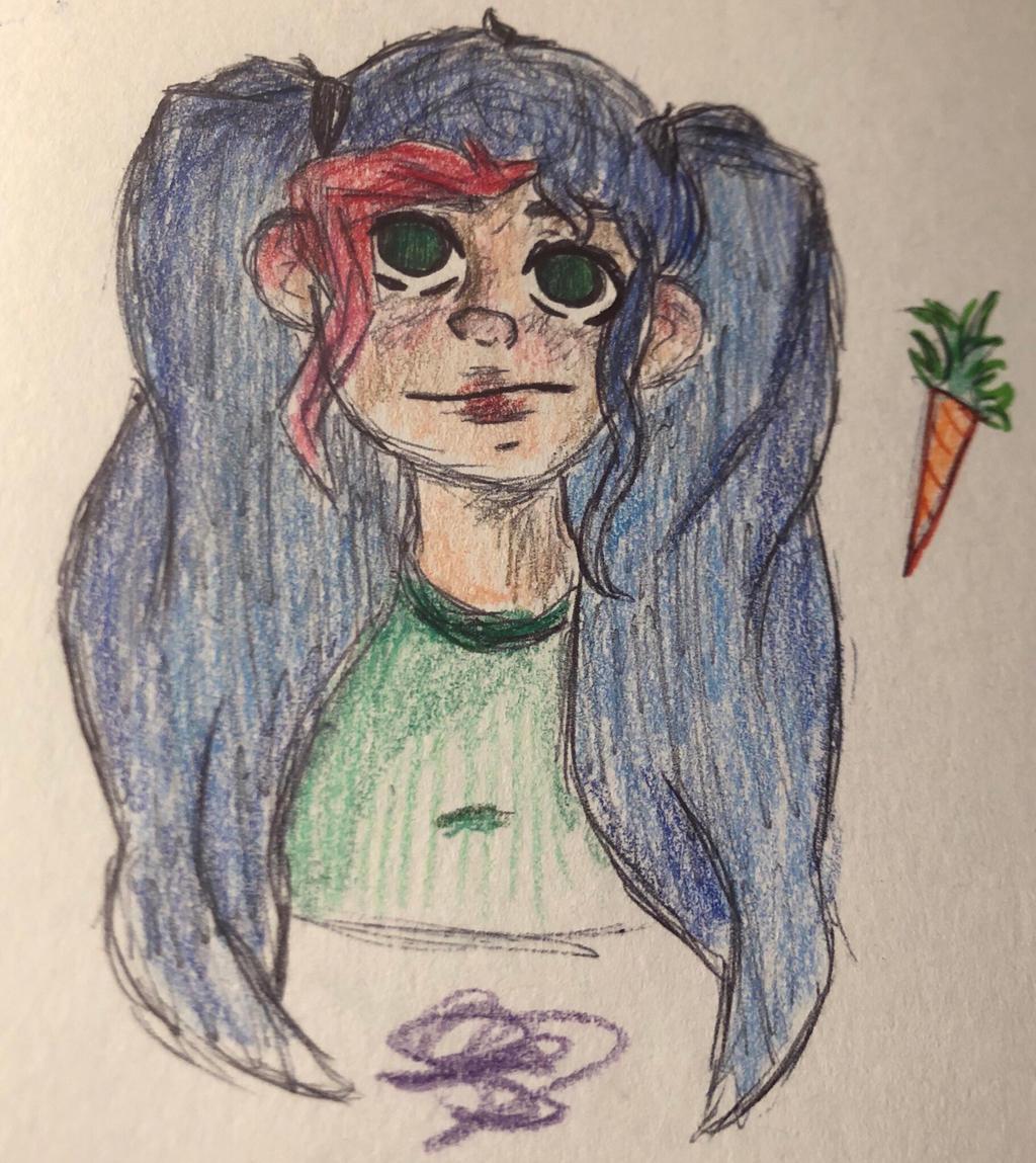 Briley doodle  by GinaTheTaco