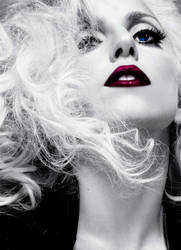 Lady Gaga by Labyr1nth