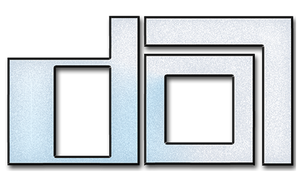 DeviantART Logo by Labyr1nth