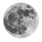 Moon - Stock