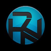 PC Network Logo by Labyr1nth