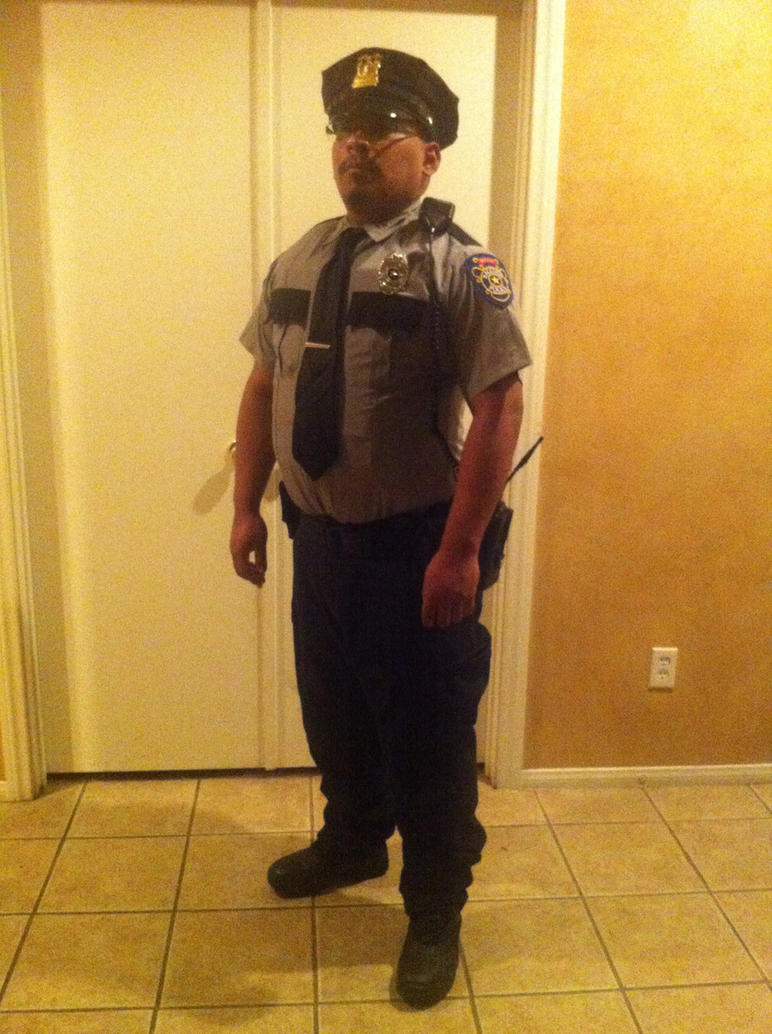 Resident Evil RPD cosplay update by Demon-Lord-Cosplay