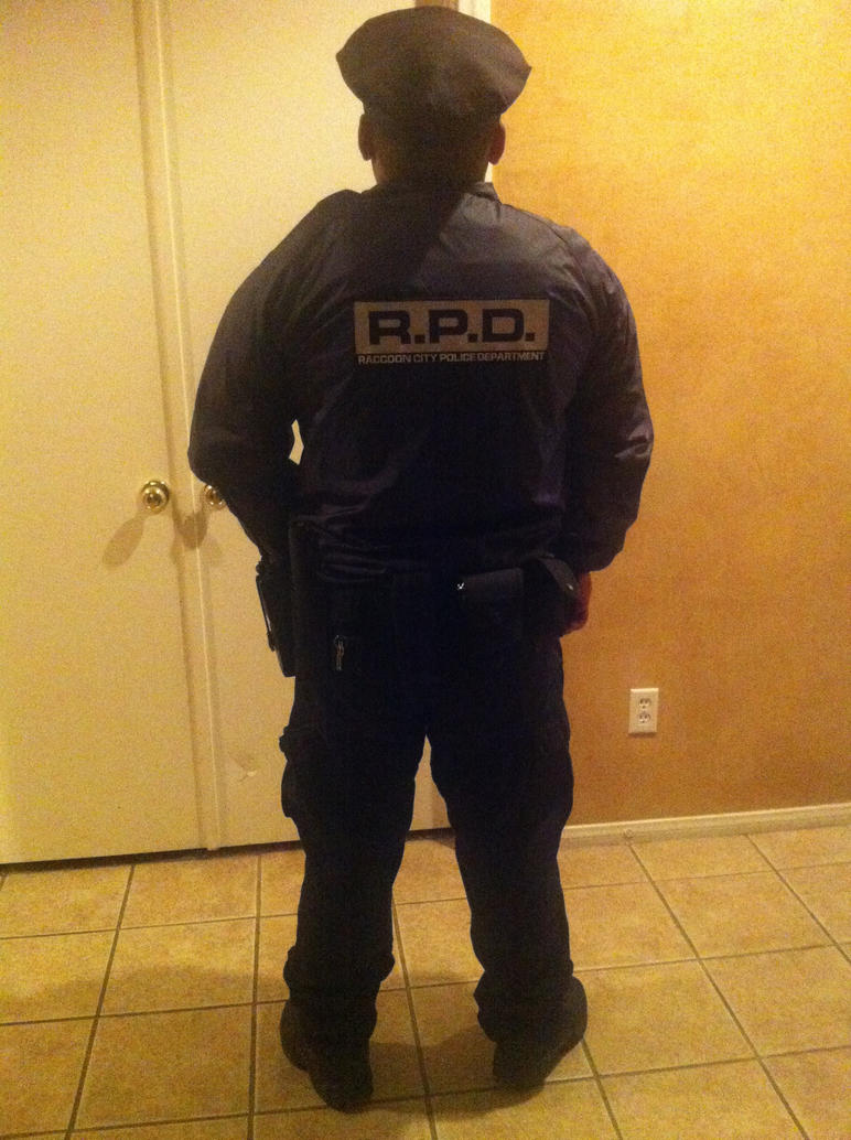Resident Evil RPD cosplay 3 by Demon-Lord-Cosplay