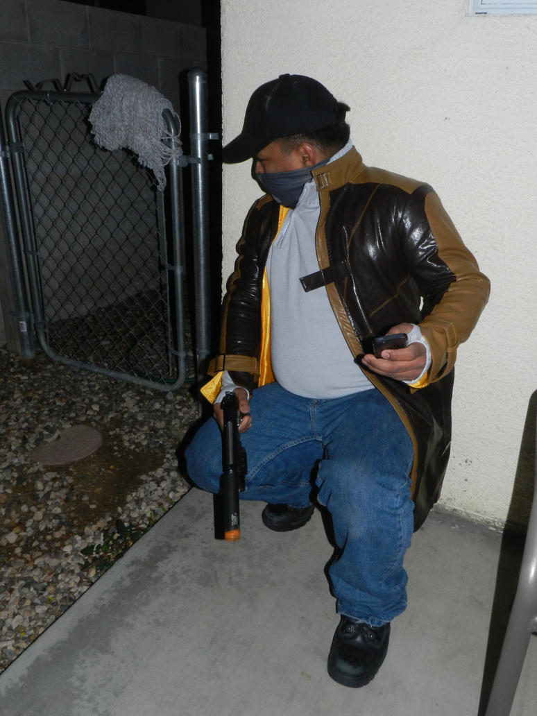 Watch Dogs Aiden Pearce test shot 4 by Demon-Lord-Cosplay