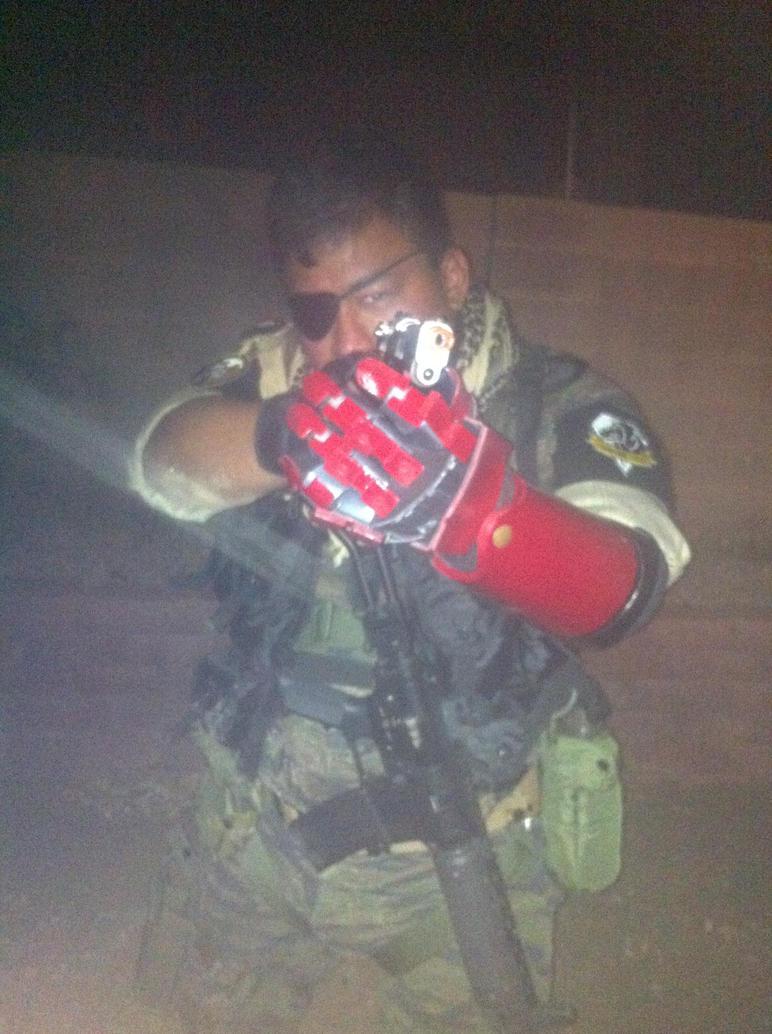 Metal Gear Solid 5:Phantom Pain Big Boss by Demon-Lord-Cosplay