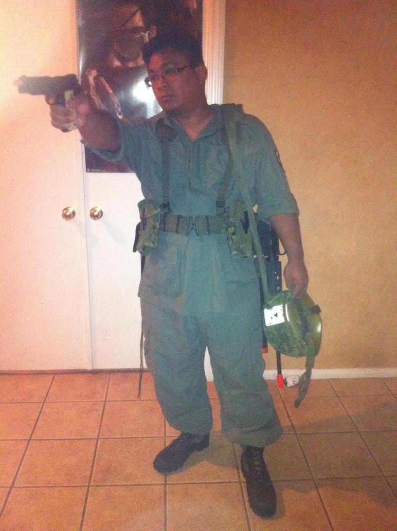 Milsim cosplay: Vietnam War US soldier (2) by Demon-Lord-Cosplay