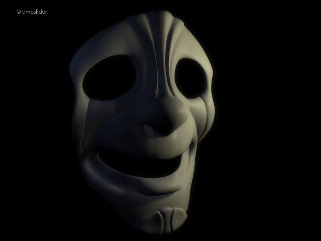 Hunch's Mask by timeslider