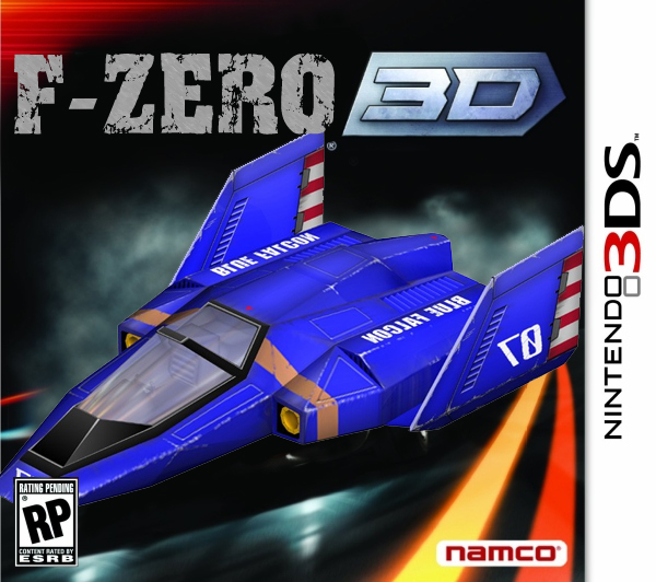 F-Zero 3D [Nintendo 3DS] by playa271
