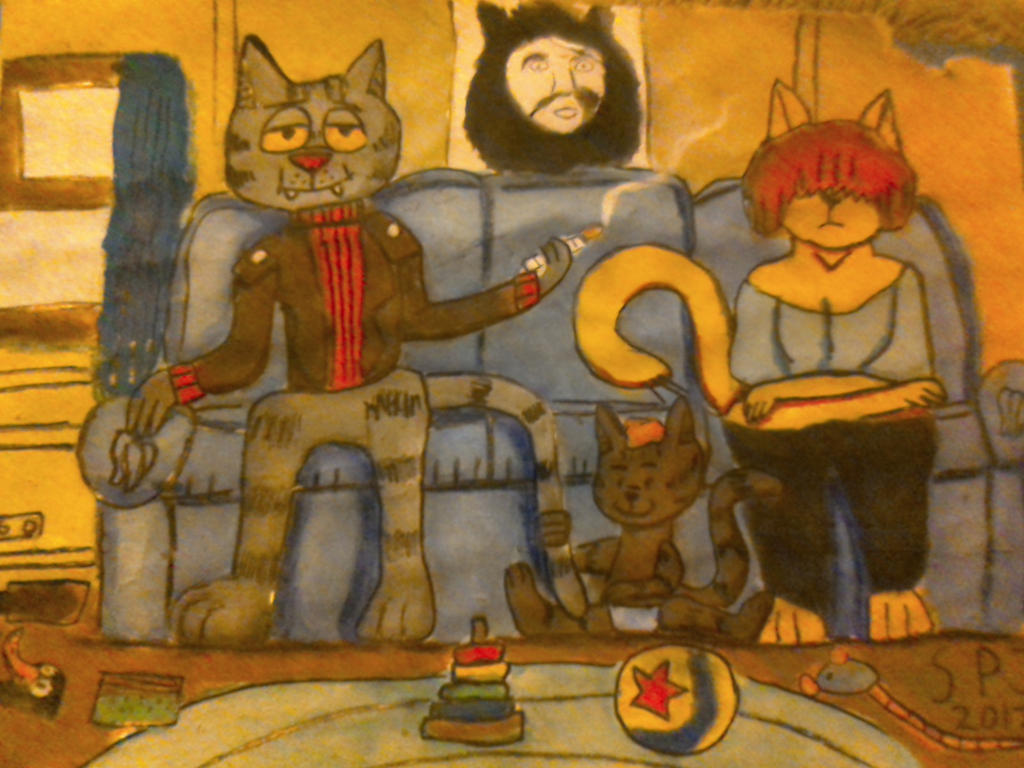 The Nine Lives Of Fritz The Cat By Romethehybrid On Deviantart