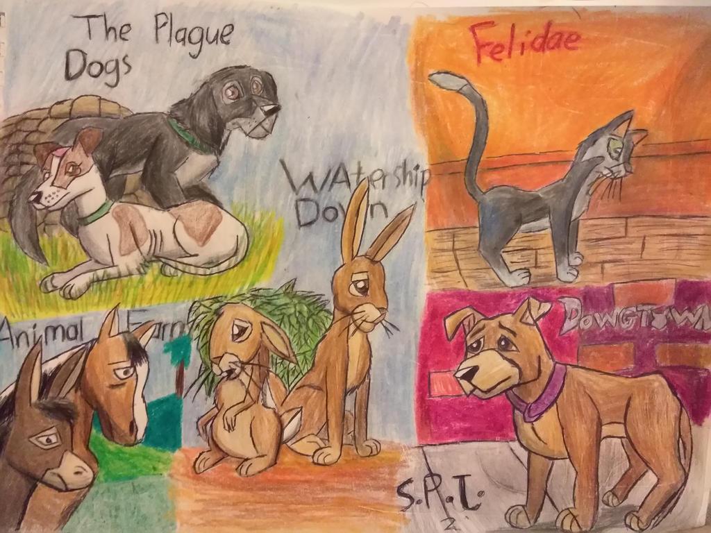 Adult animated animal films by Romethehybrid ...