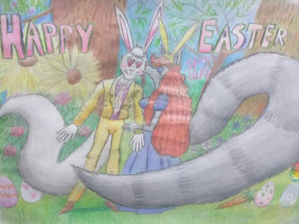 Happy Easter RomexRob by Romethehybrid