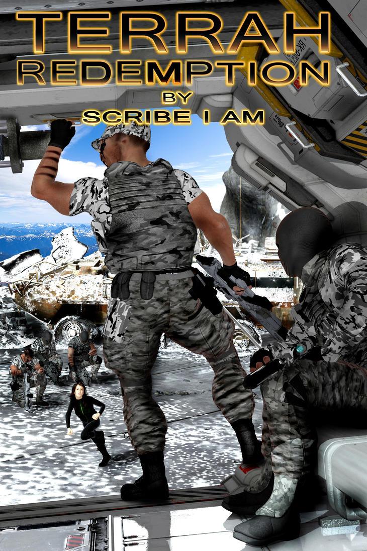 Cover of Terrah 4: Redemption by Triumviratus