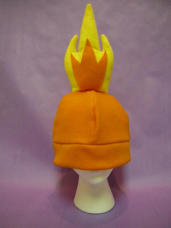Torchic Hat by FishingForBirdies