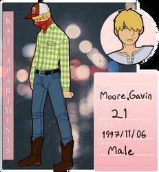 (KA) Gavin Moore