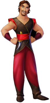 Sinbad (Sinbad- Legend of the Seven Seas)
