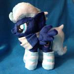 Night Glider In Socks Plush Handmade Custom My Lit