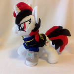 Blackjack Plushie from Fallout: Equestria (PH)