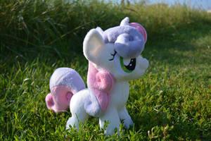 Plushie Sweetie Belle For Sale by Burgunzik