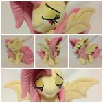 Flutterbat With Open Wings
