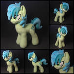 Plushie Sandbar the Pony