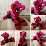 Plushie Pinkiepool