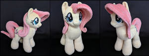 Fluttershy Plush Pony by Burgunzik