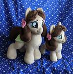 Plushie Yona the Pony