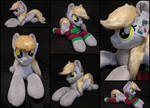 Plush Derpy Hooves - 25.5 inches in length