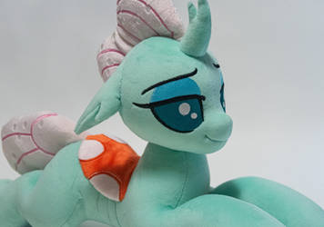 Custom Plushie Ocellus / 25.5 inches long