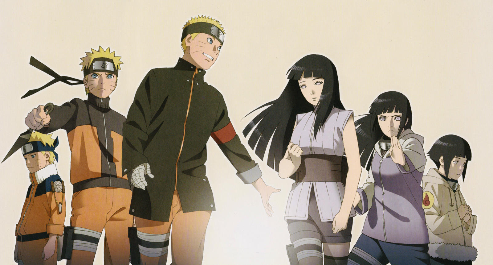 Naruto and Hinata (The Last) by Schneeblau on DeviantArt