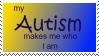 Autism Stamp by jocund-slumber