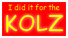 FOR TEH KOLZ. by jocund-slumber