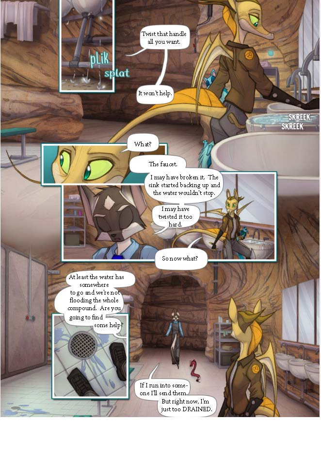 Entry for DREAMKEEPERS Caption Contest by DarqueH