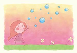 +bubbles+