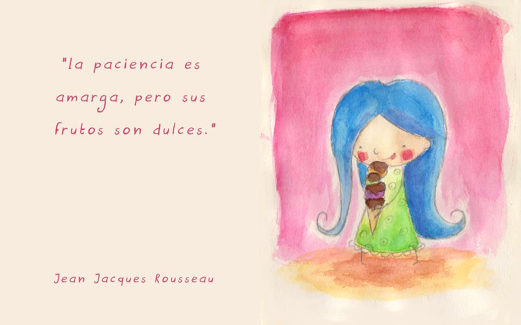 Paciencia dulces by Camila-E-Saez